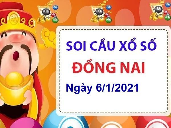 Soi cầu XSDN ngày 6/1/2021