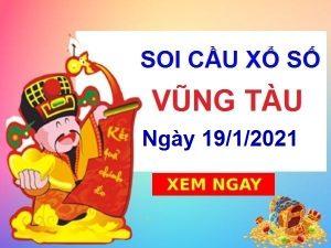 Soi cầu XSVT ngày 19/1/2021 – Soi cầu xổ số Vũng Tàu cùng chuyên gia