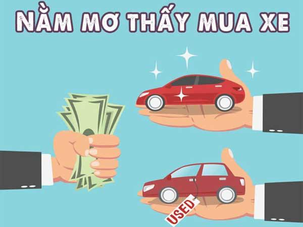 Mơ mua xe ô tô là điềm báo gì? Tốt hay xấu
