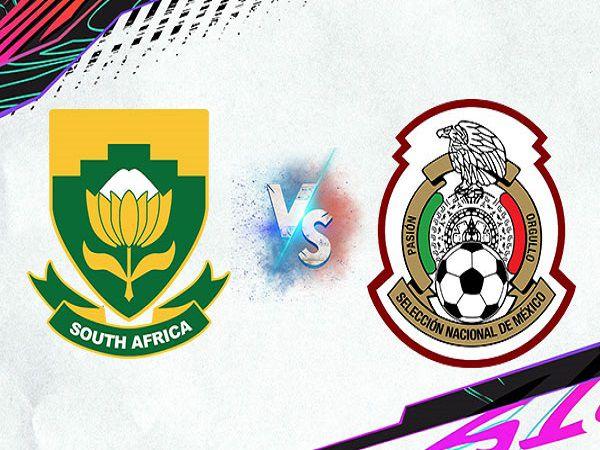 Soi kèo U23 Nam Phi vs U23 Mexico – 18h30 28/07/2021, Olympic 2020