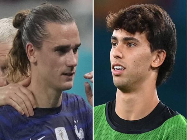 Tin thể thao chiều 14/7: Barca muốn đổi Griezmann lấy Felix