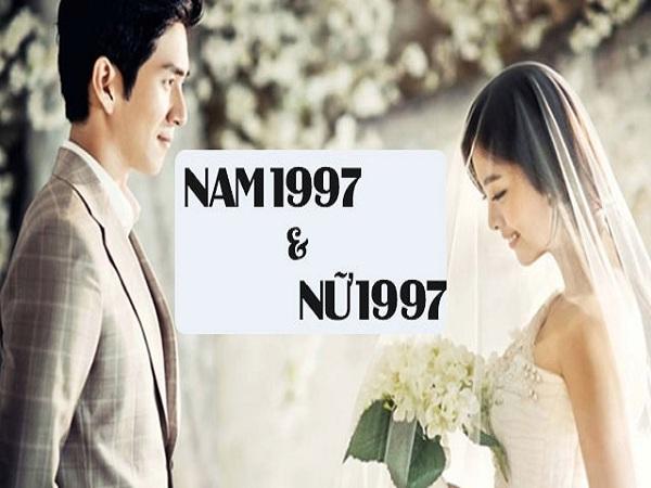 Chồng 1997 vợ 1997 có hợp nhau không?