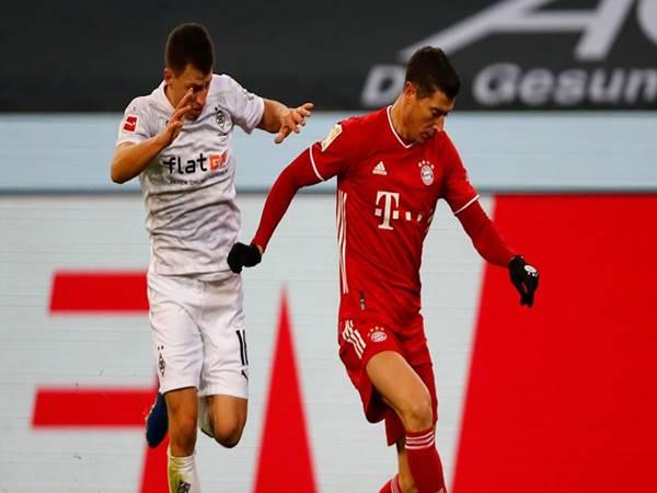 Dự đoán tỷ lệ Monchengladbach vs Bayern Munich (1h30 ngày 14/8)