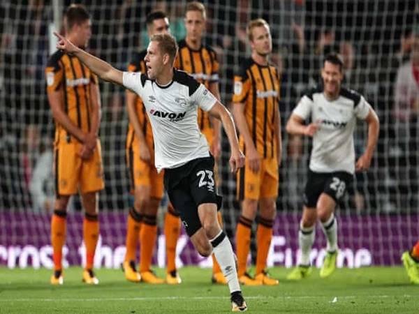 Nhận định bóng đá Hull City vs Derby County, 01h45 ngày 19/08